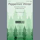 Download or print Owl City Peppermint Winter (arr. Audrey Snyder) Sheet Music Printable PDF 2-page score for Concert / arranged 2-Part Choir SKU: 97110.