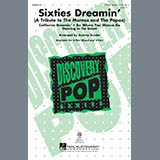 Download Audrey Snyder 'Sixties Dreamin' (A Tribute to The Mamas And The Papas)' Printable PDF 10-page score for Pop / arranged 2-Part Choir SKU: 297378.