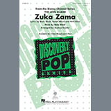 Download or print Audrey Snyder Zuka Zama Sheet Music Printable PDF 10-page score for Pop / arranged 2-Part Choir SKU: 175810.