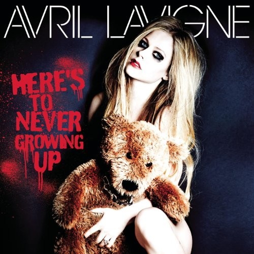 Download or print Avril Lavigne Here's To Never Growing Up Sheet Music Printable PDF 3-page score for Rock / arranged Easy Guitar Tab SKU: 150461.