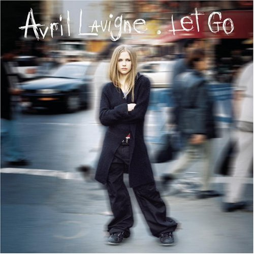 Avril Lavigne, I'm With You, Piano, Vocal & Guitar (Right-Hand Melody)