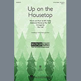 Download B.R. Hanby 'Up On The Housetop (arr. Mac Huff)' Printable PDF 11-page score for Christmas / arranged 2-Part Choir SKU: 432246.