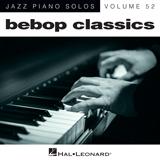 Download or print Babs Gonzalez Professor Bop Sheet Music Printable PDF 4-page score for Jazz / arranged Piano Solo SKU: 250582.