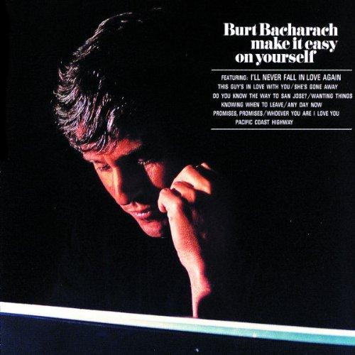 Bacharach & David, I'll Never Fall In Love Again, Piano, Vocal & Guitar (Right-Hand Melody)