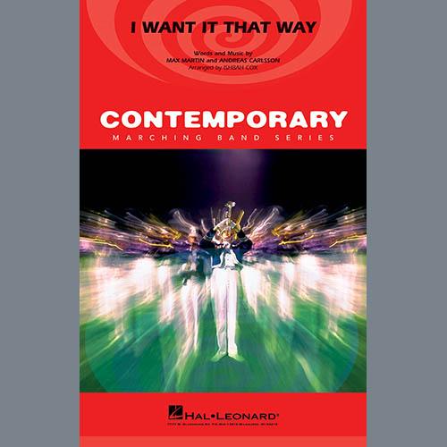 I Want It That Way (arr. Ishbah Cox)