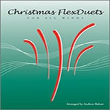 Download or print Balent Christmas FlexDuets - Bass Clef Instruments Sheet Music Printable PDF 15-page score for Classical / arranged Performance Ensemble SKU: 312300.