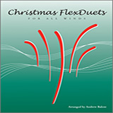 Download or print Balent Christmas FlexDuets - C Treble Clef Instruments Sheet Music Printable PDF 15-page score for Christmas / arranged Performance Ensemble SKU: 312292.