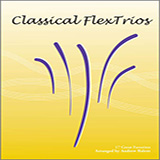 Download or print Balent Classical FlexTrios - Percussion Instruments - Percussion Sheet Music Printable PDF 32-page score for Classical / arranged Performance Ensemble SKU: 321872.