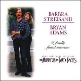 Download Barbra Streisand and Bryan Adams 'I Finally Found Someone' Printable PDF 4-page score for Pop / arranged Piano Solo SKU: 84761.