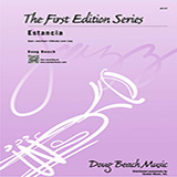 Download Beach 'Estancia - Trombone 4' Printable PDF 2-page score for Classical / arranged Jazz Ensemble SKU: 315212.