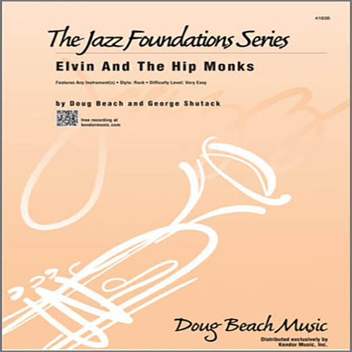 Easily Download Beach, Shutack Printable PDF piano music notes, guitar tabs for Jazz Ensemble. Transpose or transcribe this score in no time - Learn how to play song progression.