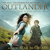 Download Bear McCreary 'Claire And Jamie Theme (from Outlander)' Printable PDF 2-page score for Film/TV / arranged Piano Solo SKU: 418720.