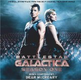 Download or print Bear McCreary Roslin And Adama Sheet Music Printable PDF 4-page score for Film/TV / arranged Piano Solo SKU: 78380.