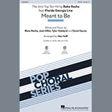 Download or print Bebe Rexha Meant to Be (Feat. Florida Georgia Line) (arr. Mac Huff) - Bass Sheet Music Printable PDF 1-page score for Country / arranged Choir Instrumental Pak SKU: 403230.