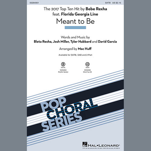 Easily Download Bebe Rexha Printable PDF piano music notes, guitar tabs for Choir Instrumental Pak. Transpose or transcribe this score in no time - Learn how to play song progression.