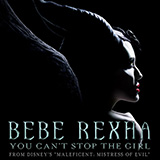 Download or print Bebe Rexha You Can't Stop The Girl Sheet Music Printable PDF 2-page score for Disney / arranged Super Easy Piano SKU: 485427.