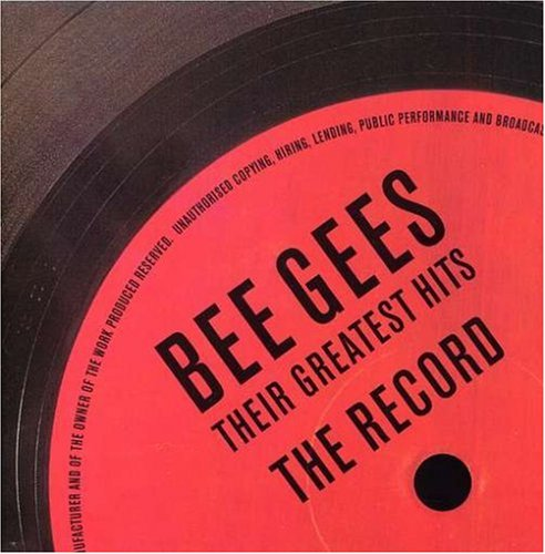 Bee Gees, Emotion, Piano, Vocal & Guitar (Right-Hand Melody)