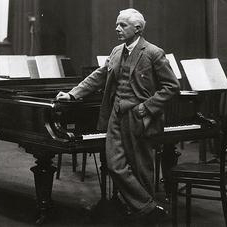 Download Bela Bartok 'A Conversation' Printable PDF 1-page score for Classical / arranged Educational Piano SKU: 195370.