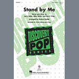 Download Ben E. King 'Stand By Me (arr. Audrey Snyder)' Printable PDF 10-page score for Pop / arranged 2-Part Choir SKU: 428702.