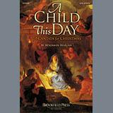 Download Benjamin Harlan 'A Child This Day - Cello' Printable PDF 15-page score for Children / arranged Choir Instrumental Pak SKU: 266434.