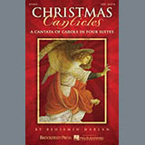 Download or print Benjamin Harlan Christmas Canticles: A Cantata of Carols in Four Suites (Full Orchestra) - Flute Sheet Music Printable PDF 12-page score for Christmas / arranged Choir Instrumental Pak SKU: 454506.