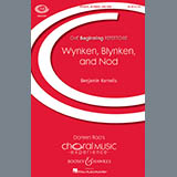 Download or print Benjamin Kornelis Wynken, Blynken And Nod Sheet Music Printable PDF 8-page score for Concert / arranged 2-Part Choir SKU: 92427.