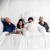 Download or print benny blanco, Selena Gomez, Tainy & J Balvin I Can't Get Enough Sheet Music Printable PDF 6-page score for Pop / arranged Piano, Vocal & Guitar (Right-Hand Melody) SKU: 410349.