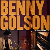 Download or print Benny Golson Killer Joe Sheet Music Printable PDF 2-page score for Jazz / arranged Guitar Ensemble SKU: 419228.