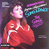 Download Bernadette Peters 'Unexpected Song (from Song & Dance)' Printable PDF 4-page score for Pop / arranged Violin and Piano SKU: 417588.