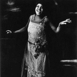 Download Bessie Smith '(There'll Be) A Hot Time In The Old Town Tonight' Printable PDF 2-page score for Blues / arranged Piano, Vocal & Guitar (Right-Hand Melody) SKU: 16595.