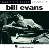 Download or print Bill Evans Up With The Lark [Jazz version] (arr. Brent Edstrom) Sheet Music Printable PDF 4-page score for Jazz / arranged Piano Solo SKU: 86868.