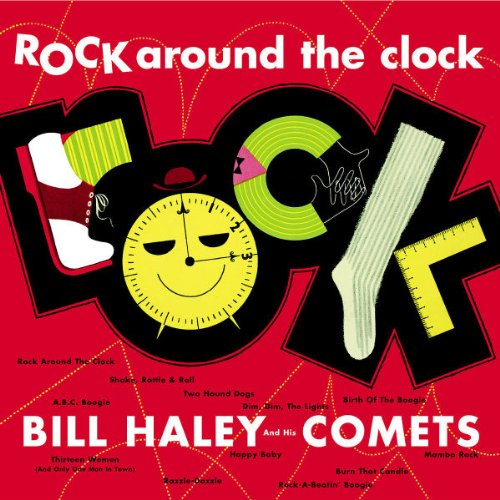 Easily Download Bill Haley Printable PDF piano music notes, guitar tabs for Piano, Vocal & Guitar. Transpose or transcribe this score in no time - Learn how to play song progression.