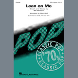 Download or print Bill Withers Lean On Me (arr. Mac Huff) Sheet Music Printable PDF 9-page score for Pop / arranged TTB Choir SKU: 492724.