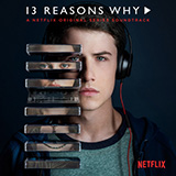 Download Billie Eilish 'Bored (from 13 Reasons Why)' Printable PDF 4-page score for Pop / arranged Ukulele SKU: 448119.