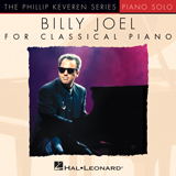 Download Billy Joel 'C'etait Toi (You Were The One) [Classical version] (arr. Phillip Keveren)' Printable PDF 2-page score for Pop / arranged Piano Solo SKU: 171683.