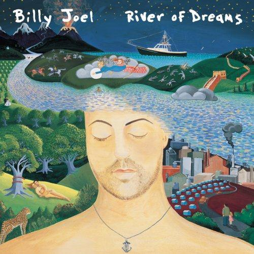 Billy Joel, Lullabye (Goodnight, My Angel), Piano, Vocal & Guitar (Right-Hand Melody)