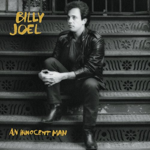Billy Joel, Uptown Girl, Piano, Vocal & Guitar (Right-Hand Melody)