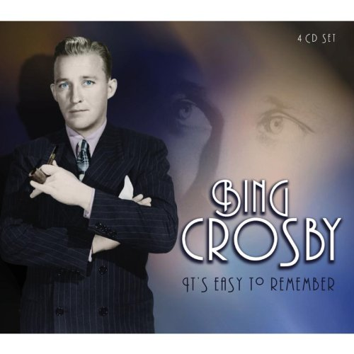 Bing Crosby, The Moon Got In My Eyes, Piano, Vocal & Guitar (Right-Hand Melody)