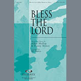 Download BJ Davis 'Bless The Lord' Printable PDF 10-page score for Contemporary / arranged SATB Choir SKU: 290525.