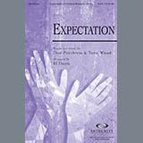 Download BJ Davis 'Expectation' Printable PDF 11-page score for Contemporary / arranged SATB Choir SKU: 281767.