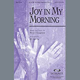 Download BJ Davis 'Joy In My Morning - Bb Trumpet 1,2' Printable PDF 2-page score for Contemporary / arranged Choir Instrumental Pak SKU: 295330.