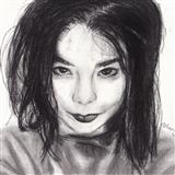 Download Bjork 'My Juvenile' Printable PDF 4-page score for Pop / arranged Harpsichord & Vocal SKU: 125648.