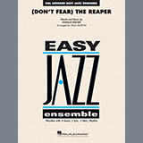 Download or print Blue Oyster Cult (Don't Fear) The Reaper (arr. Paul Murtha) - Aux Percussion Sheet Music Printable PDF 2-page score for Rock / arranged Jazz Ensemble SKU: 416625.