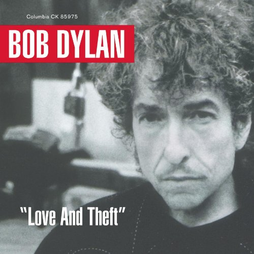 Bob Dylan, High Water (For Charley Patton), Piano, Vocal & Guitar (Right-Hand Melody)