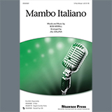 Download Bob Merrill 'Mambo Italiano (arr. Jill Gallina)' Printable PDF 14-page score for Jazz / arranged TB Choir SKU: 177303.