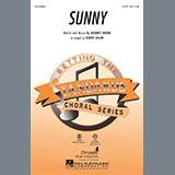 Download Bobby Hebb 'Sunny (arr. Kirby Shaw) - Drums' Printable PDF 6-page score for Jazz / arranged Choir Instrumental Pak SKU: 270233.