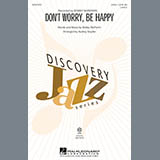 Download Bobby McFerrin 'Don't Worry, Be Happy (arr. Audrey Snyder)' Printable PDF 15-page score for Pop / arranged 2-Part Choir SKU: 426474.
