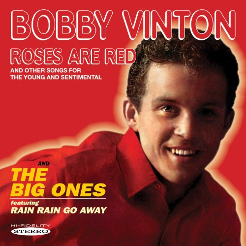 Easily Download Bobby Vinton Printable PDF piano music notes, guitar tabs for Ukulele. Transpose or transcribe this score in no time - Learn how to play song progression.