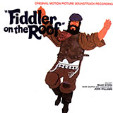 Download Bock & Harnick 'If I Were A Rich Man (from Fiddler On The Roof)' Printable PDF 1-page score for Film/TV / arranged Violin Solo SKU: 191783.
