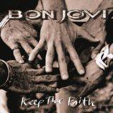 Download or print Bon Jovi I Believe Sheet Music Printable PDF 2-page score for Rock / arranged Keyboard (Abridged) SKU: 109342.